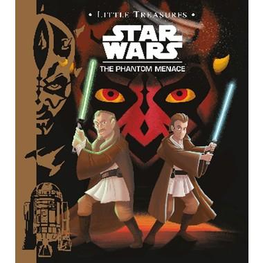 Star Wars: The Phantom Menace - Little Treasures Storybook