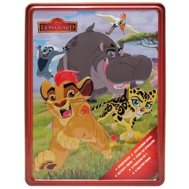 Disney Junior The Lion Guard Happy Tin