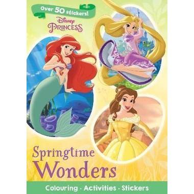 Disney Princess Springtime Wonders