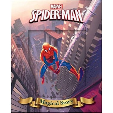 MARVEL SPIDER MAN MAGICAL STORY TINTACUL