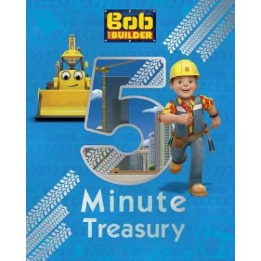 Bob the Builder 5-Minute Treasury