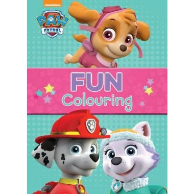 Nickelodeon PAW Patrol Fun Colouring