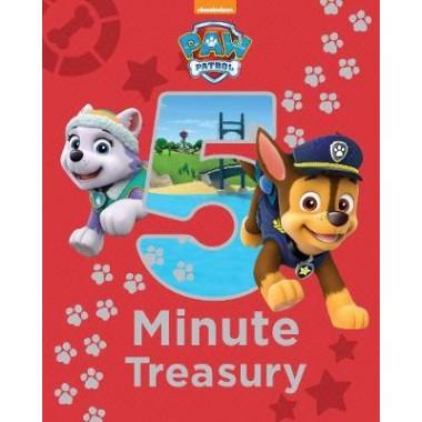 Nickelodeon PAW Patrol 5-Minute Treasury