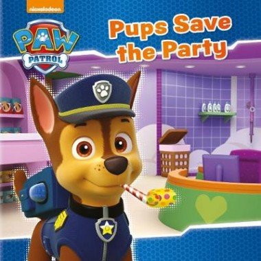 Nickelodeon PAW Patrol Pups Save the Party