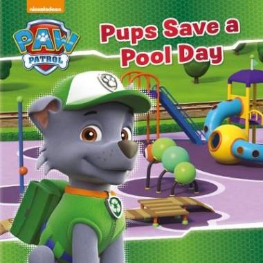 Nickelodeon PAW Patrol Pups Save a Pool Day
