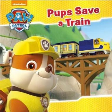 Nickelodeon PAW Patrol Pups Save a Train