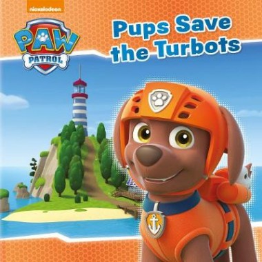 Nickelodeon PAW Patrol Pups Save the Turbots
