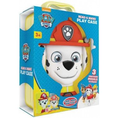 Nickelodeon PAW Patrol Read & Make Play Case