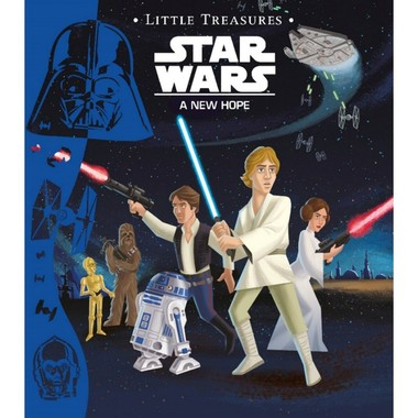Star Wars: A New Hope - Little Treasures Storybook