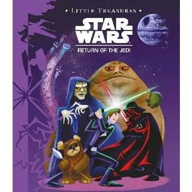 Star Wars: Return of the Jedi - Little Treasures Storybook