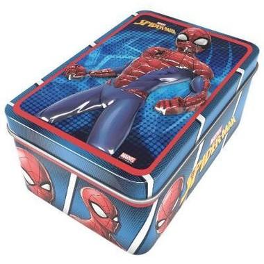 Marvel Spider-Man 3D Jigsaw Tin