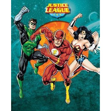 JUSTICE LEAGUE FOREVER FAVOURITES STORYB