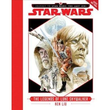 Journey to Star Wars: The Last Jedi: The Legends of Luke Skywalker