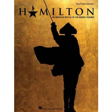 Hamilton :Easy Piano Selections