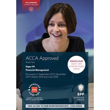 ACCA F9 Financial Management :Study Text