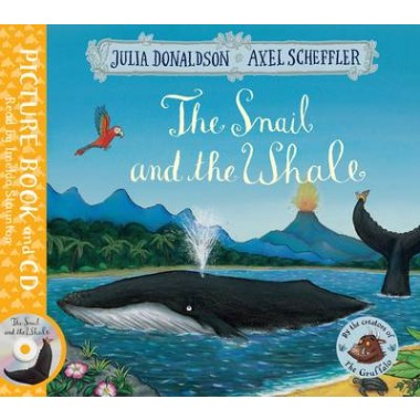 The Snail and the Whale :Book and CD Pack