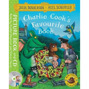 Charlie Cook's Favourite Book :Book and CD Pack