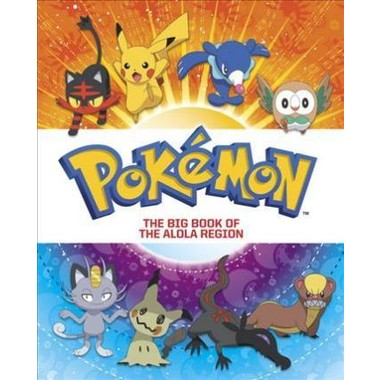 Pokemon Big Golden Book #1 :1