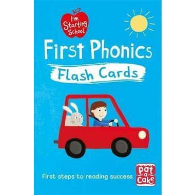 First Phonics Flash Cards :Essential Flash Cards for All English Phonics Sounds