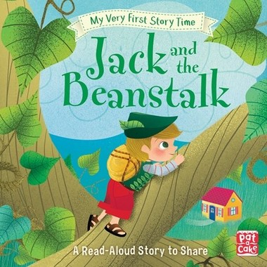 My Very First Story Time: Jack and the Beanstalk :Fairy Tale with picture glossary and an activity