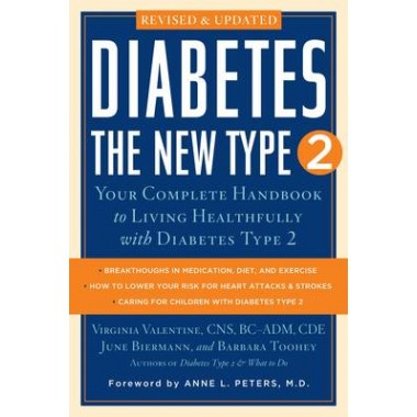 Diabetes :Your Complete Handbook to Living Healthfully with Diabetes Type  2