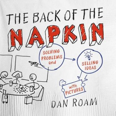 The Back of the Napkin :Solving Problems and Selling Ideas with Pictures