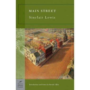 Main Street (Barnes & Noble Classics Series)