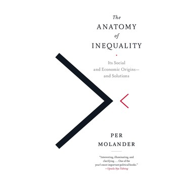 The Anatomy Of Inequality :Its Social and Economic Origins - and Solutions