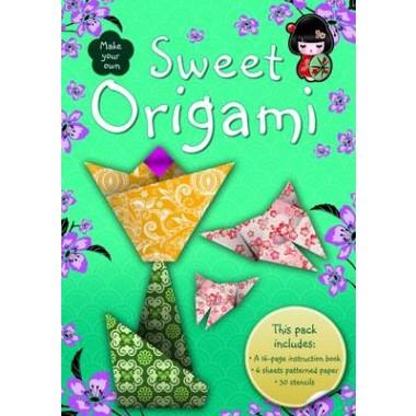 Kokeshi Sweet Origami