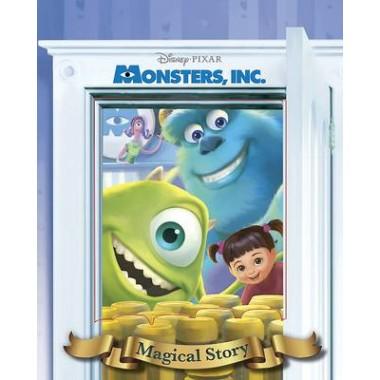 Disney Pixar Monsters, Inc. Magical Story