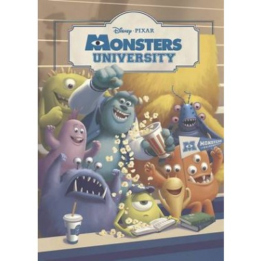 Disney Monsters University Classic Storybook