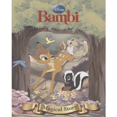 Disney Bambi Magical Story