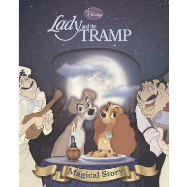 Disney Lady and the Tramp Magical Story :The story of the film.
