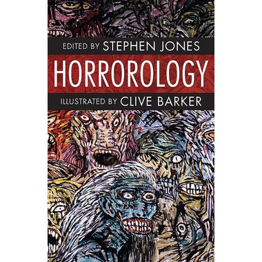 Horrorology :Books of Horror
