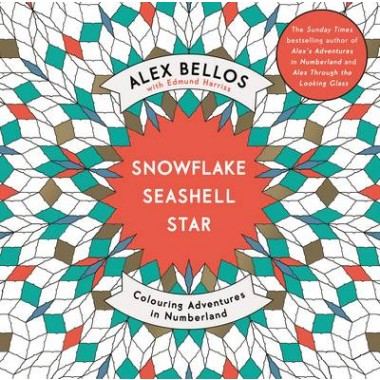 Snowflake Seashell Star :Colouring Adventures in Numberland
