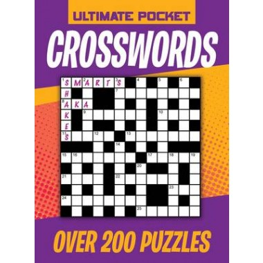 Ultimate Pocket Crosswords :Over 200 Puzzles