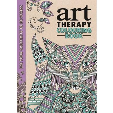 Art Therapy :Use Your Creativity to De-Stress