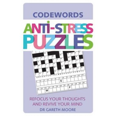 Anti-Stress Puzzles :Crosswords