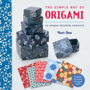 The Simple Art of Origami :24 Unique Oriental Projects