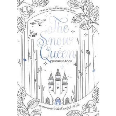The Snow Queen Colouring Book