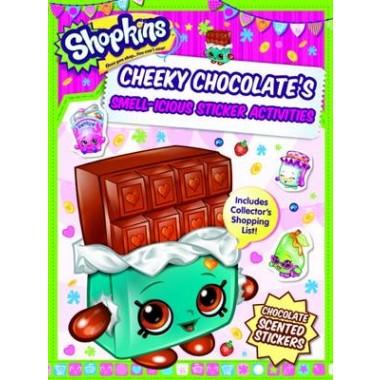 SHOPKINS CHEEKY CHOCOLATES'S SMELL-ICIOU