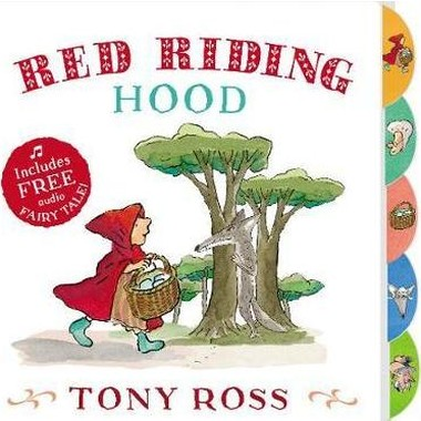 Red Riding Hood (My Favourite Fairy Tales Board Book)