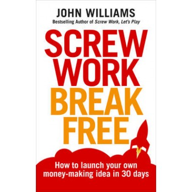 Screw Work Break Free :How to launch your own money-making idea in 30 days