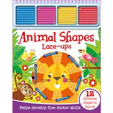 Animal Shapes Lace-Ups