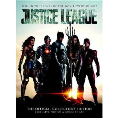 Justice League :Official Collector's Edition