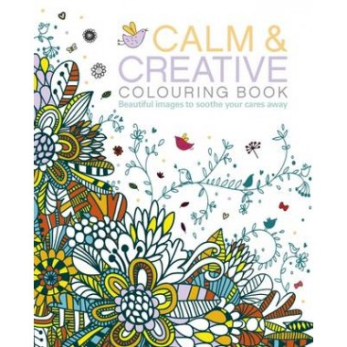 Calm & Creative Colouring Book