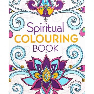 Spiritual Colouring Book