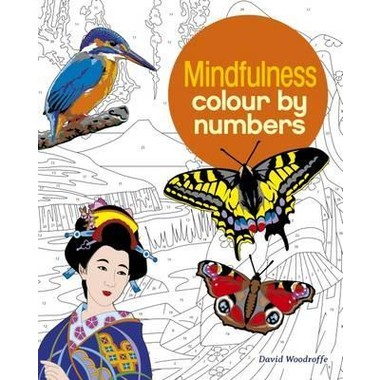 Colour by Number :Mindfulness