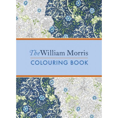The William Morris Colouring Book