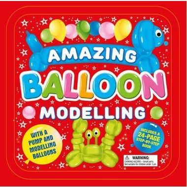 KID HOBBYS TIN : AMAZING BALLOON MODELLI